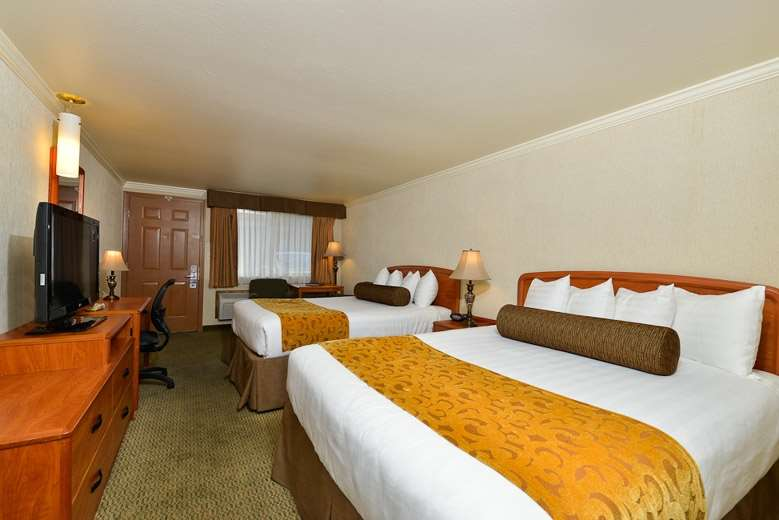 Room - Best Western Holiday Hotel Coos Bay