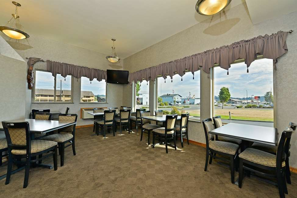 Restaurant - Best Western Holiday Hotel Coos Bay