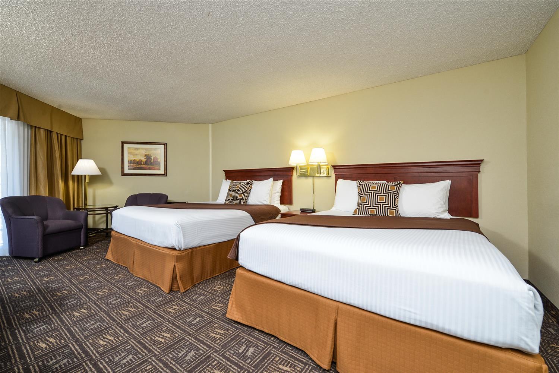 Room - Best Western Greentree Inn Eugene