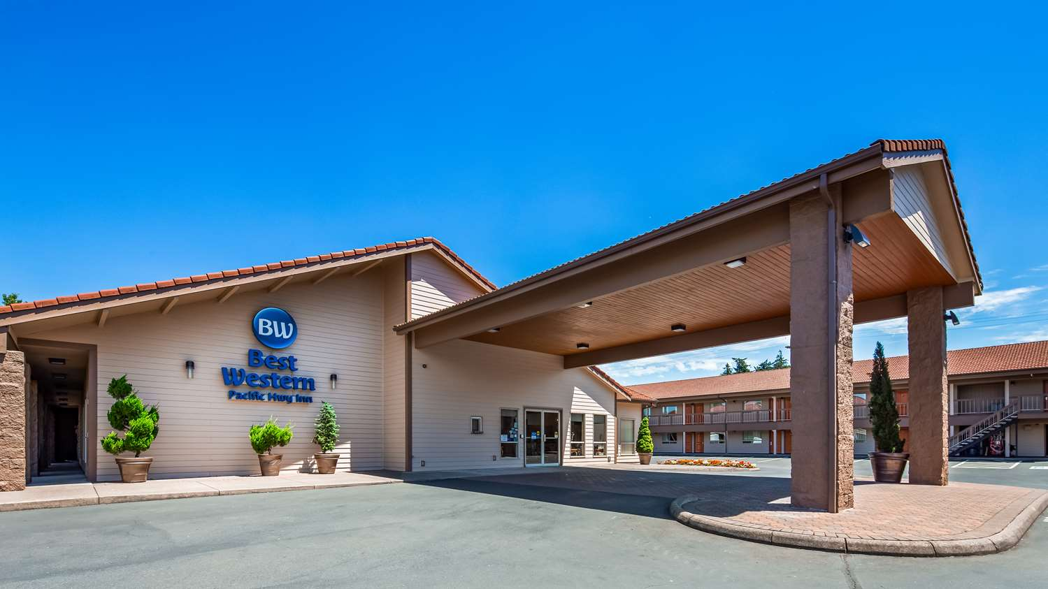 Exterior view - Best Western Pacific Highway Inn Salem