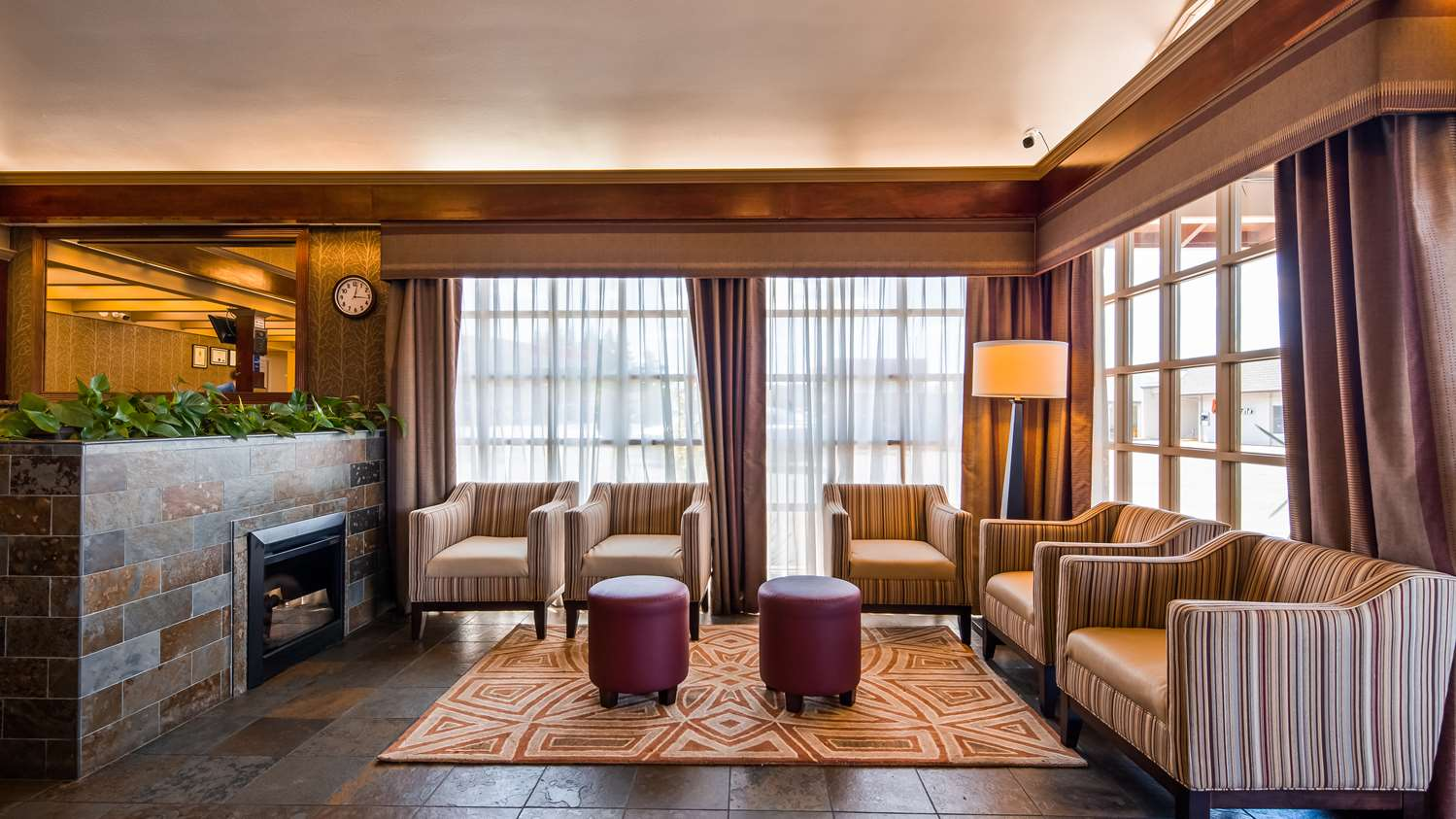 Lobby - Best Western Garden Villa Inn Roseburg