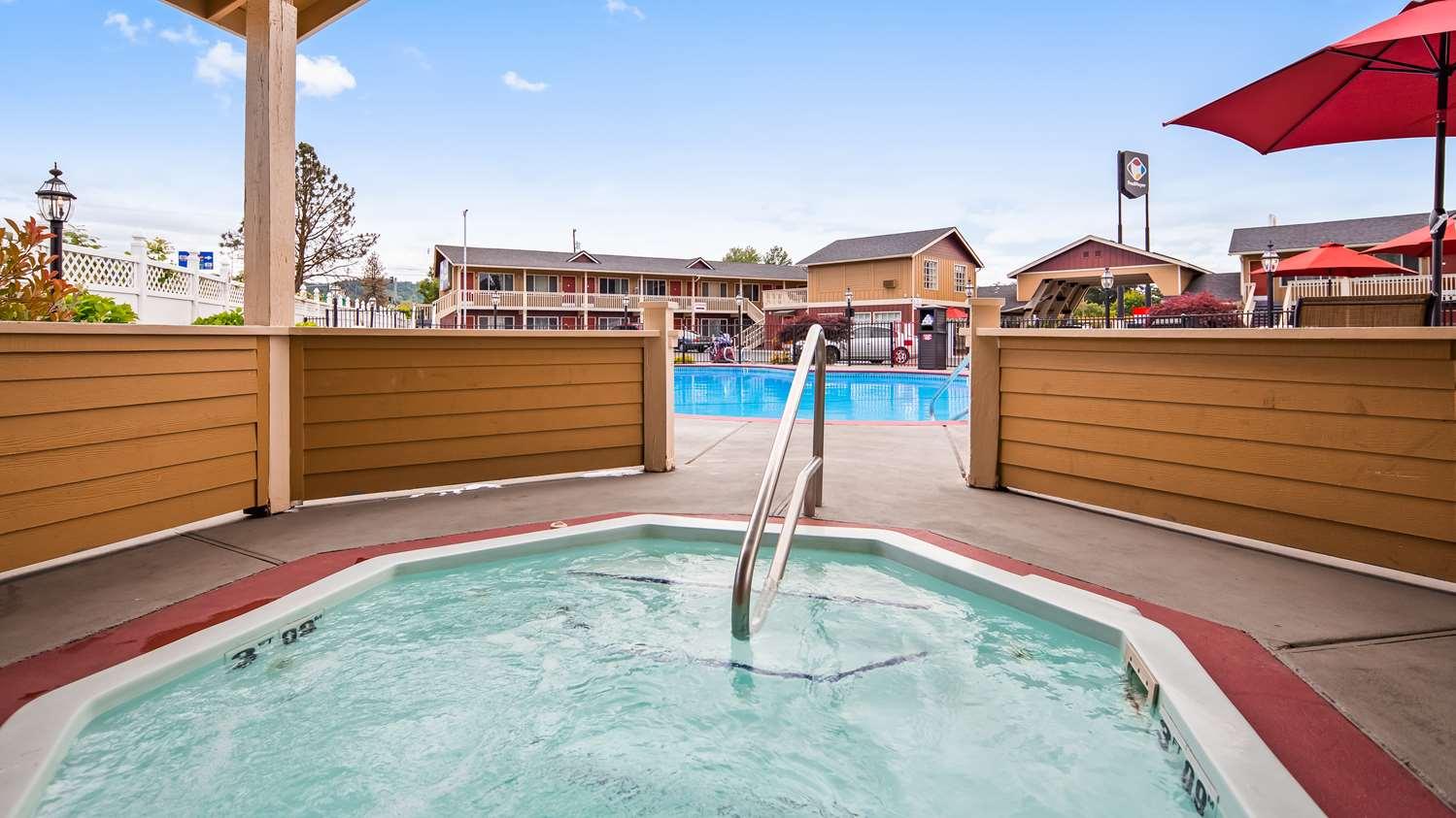 proam - Best Western Garden Villa Inn Roseburg