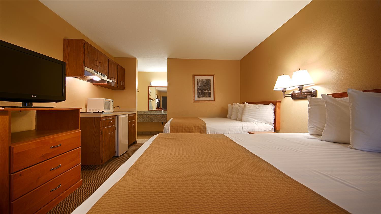 Room - Best Western Oakridge Inn