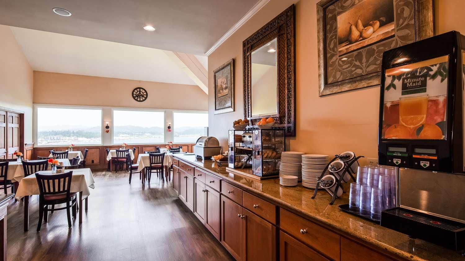 Restaurant - Best Western Pier Point Inn Florence