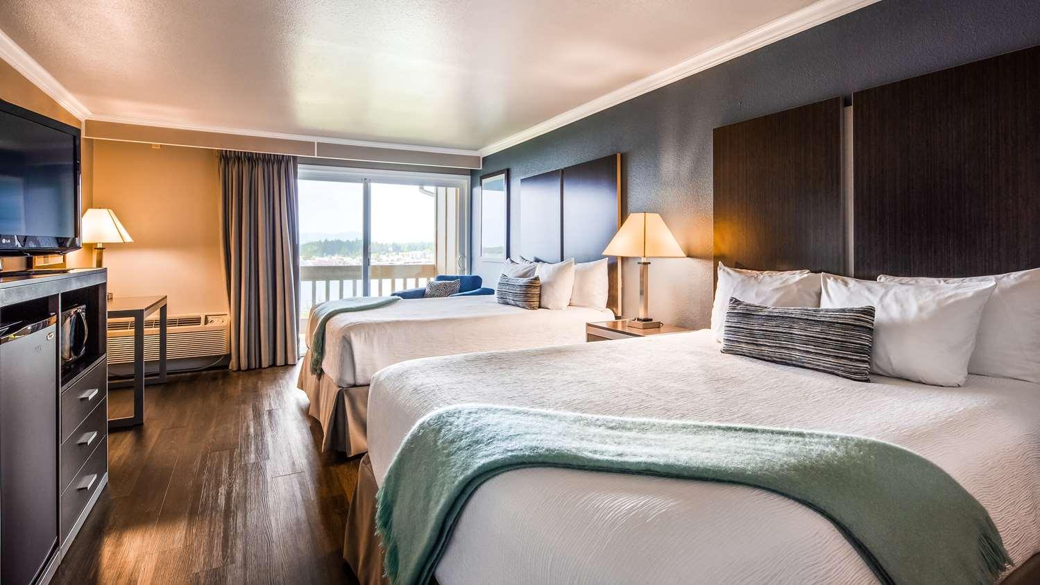 Room - Best Western Pier Point Inn Florence