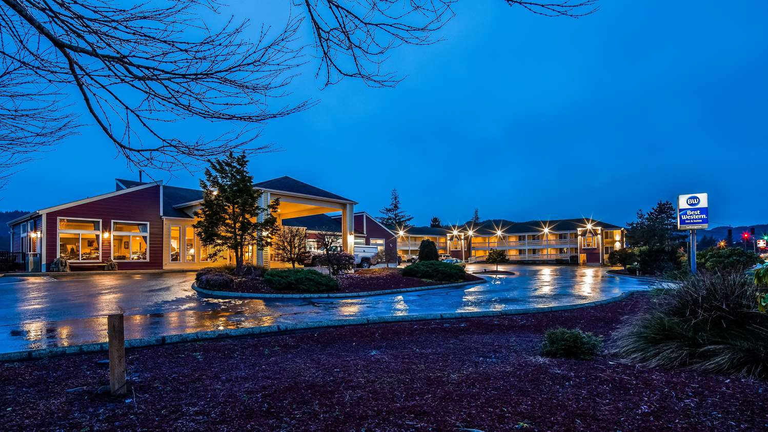 Exterior view - Best Western Salbasgeon Inn & Suites Reedsport