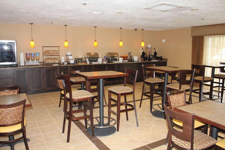 Restaurant - Best Western Grand Manor Inn Springfield