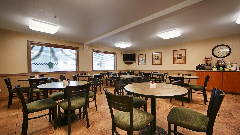 Restaurant - Best Western Oak Meadows Inn St Helens