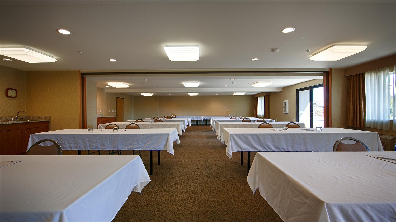 Meeting Facilities - Best Western Oak Meadows Inn St Helens