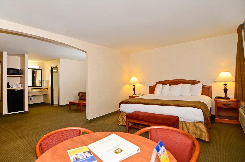 Suite - Best Western Oak Meadows Inn St Helens