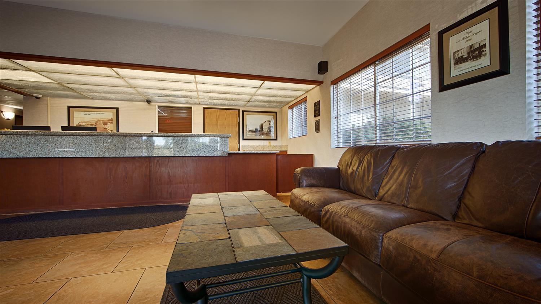Lobby - Best Western Oak Meadows Inn St Helens