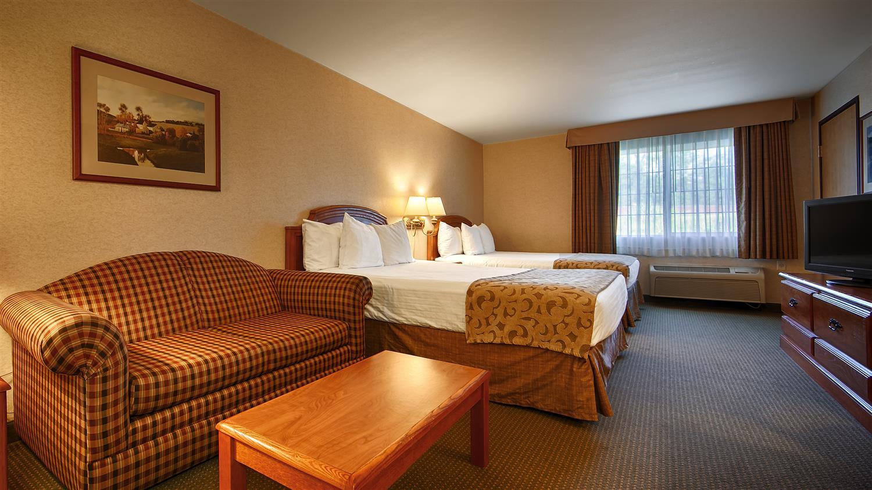 Room - Best Western Oak Meadows Inn St Helens