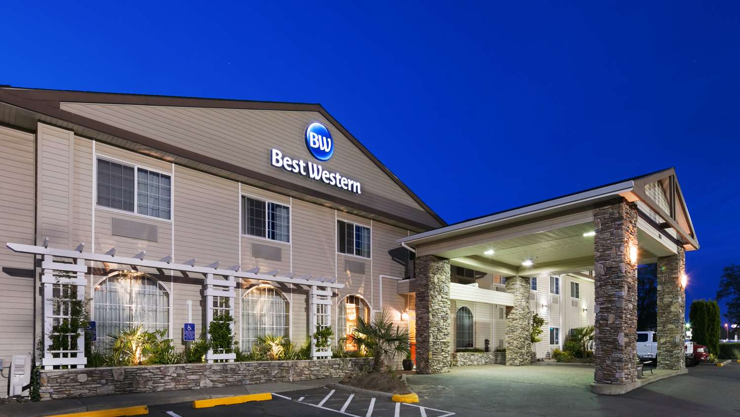 Best Western Hotel In Forest Grove Oregon