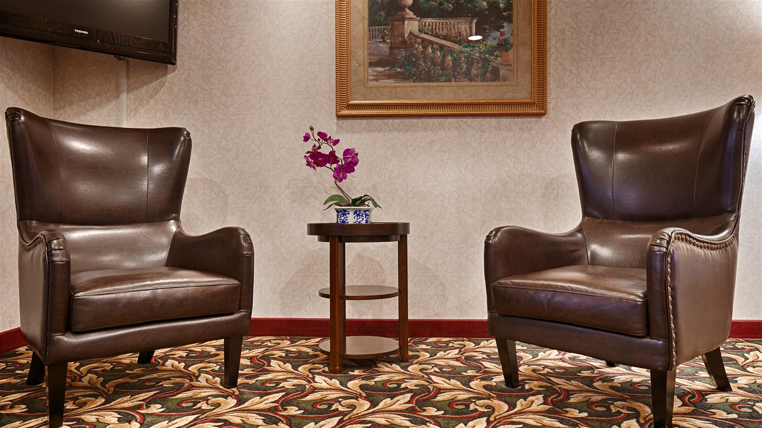 Lobby - Best Western Dallas Inn & Suites