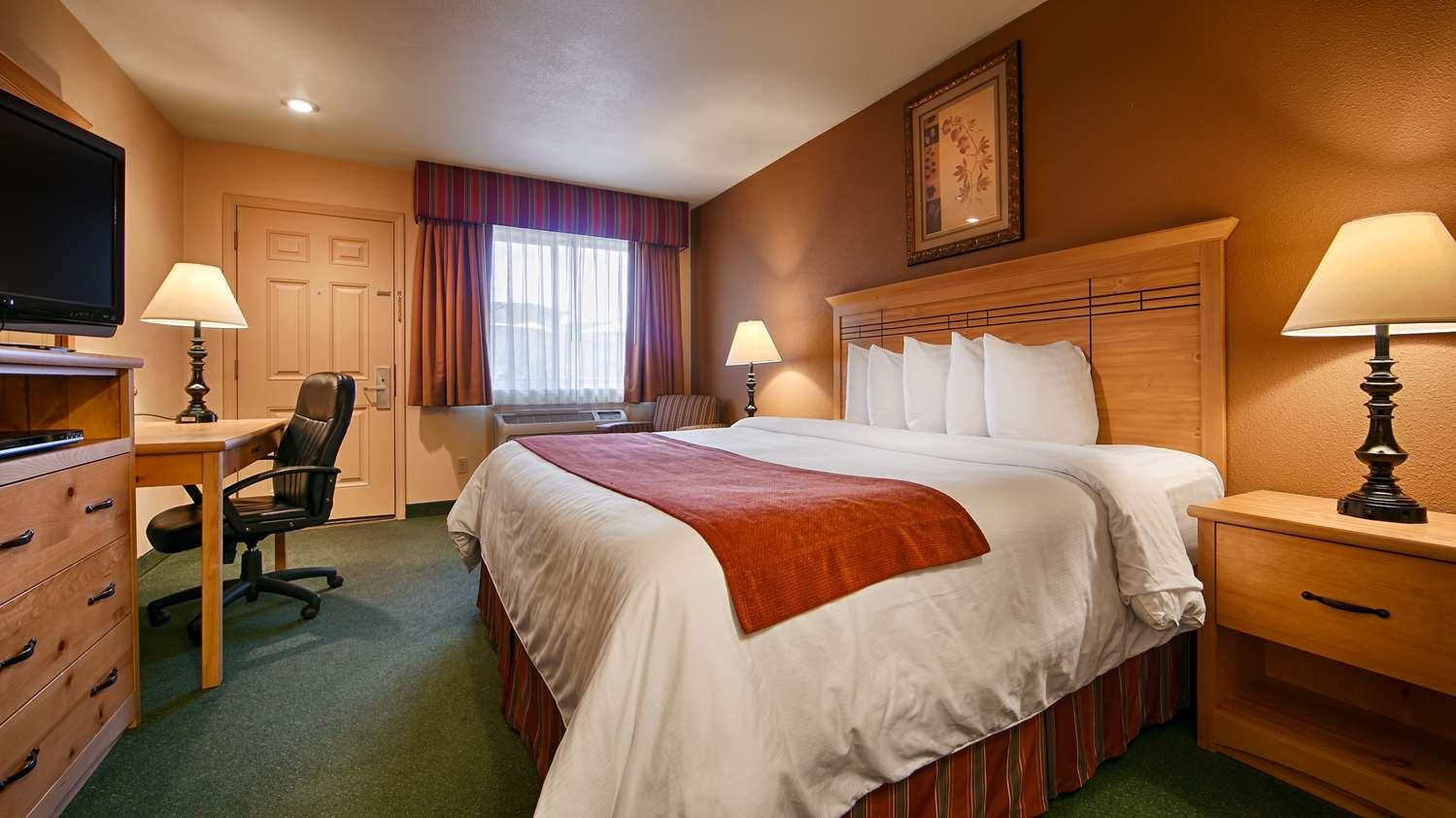 Room - Best Western Plus Hartford Lodge Sutherlin