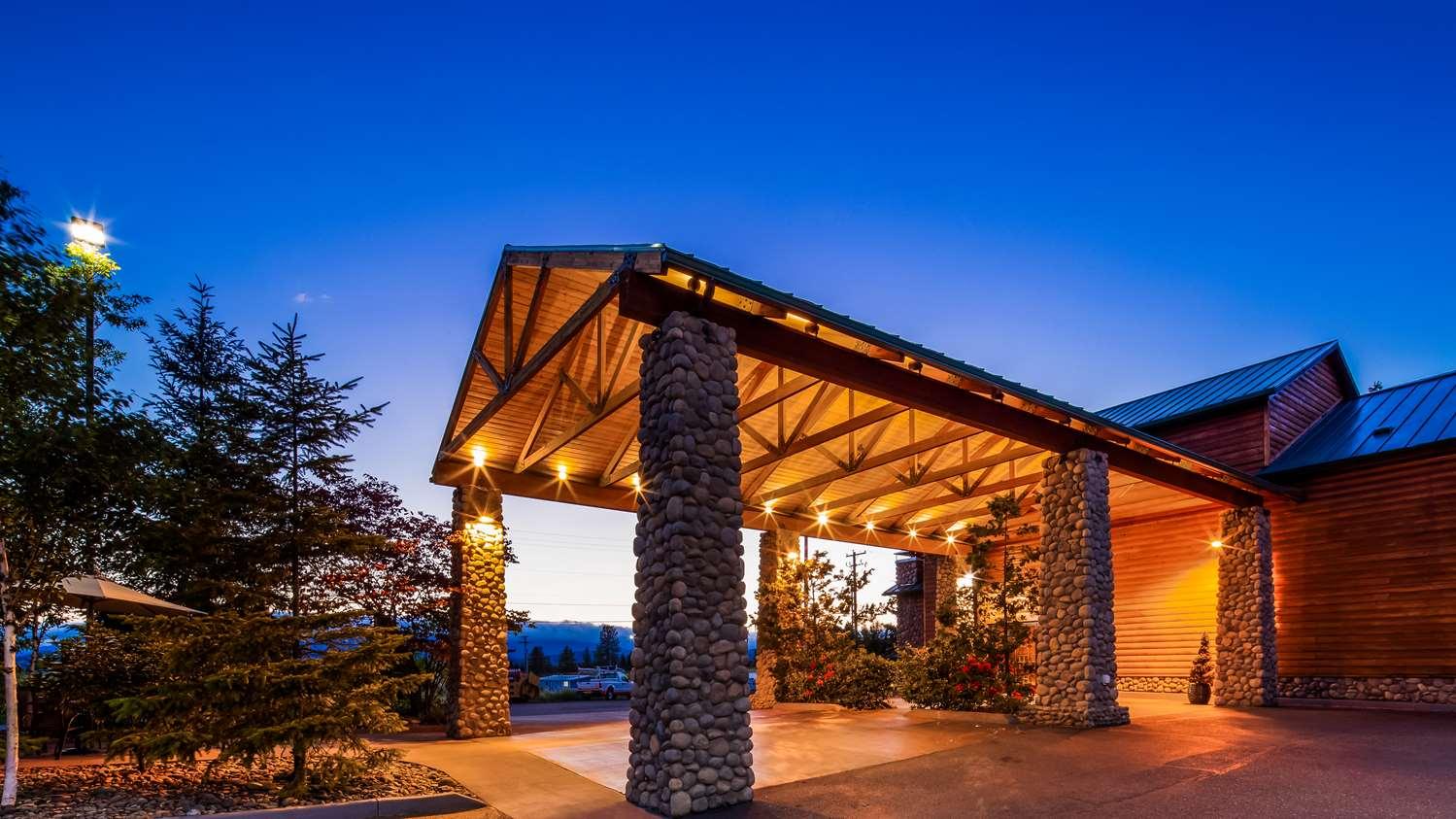 Exterior view - Best Western Plus Hartford Lodge Sutherlin