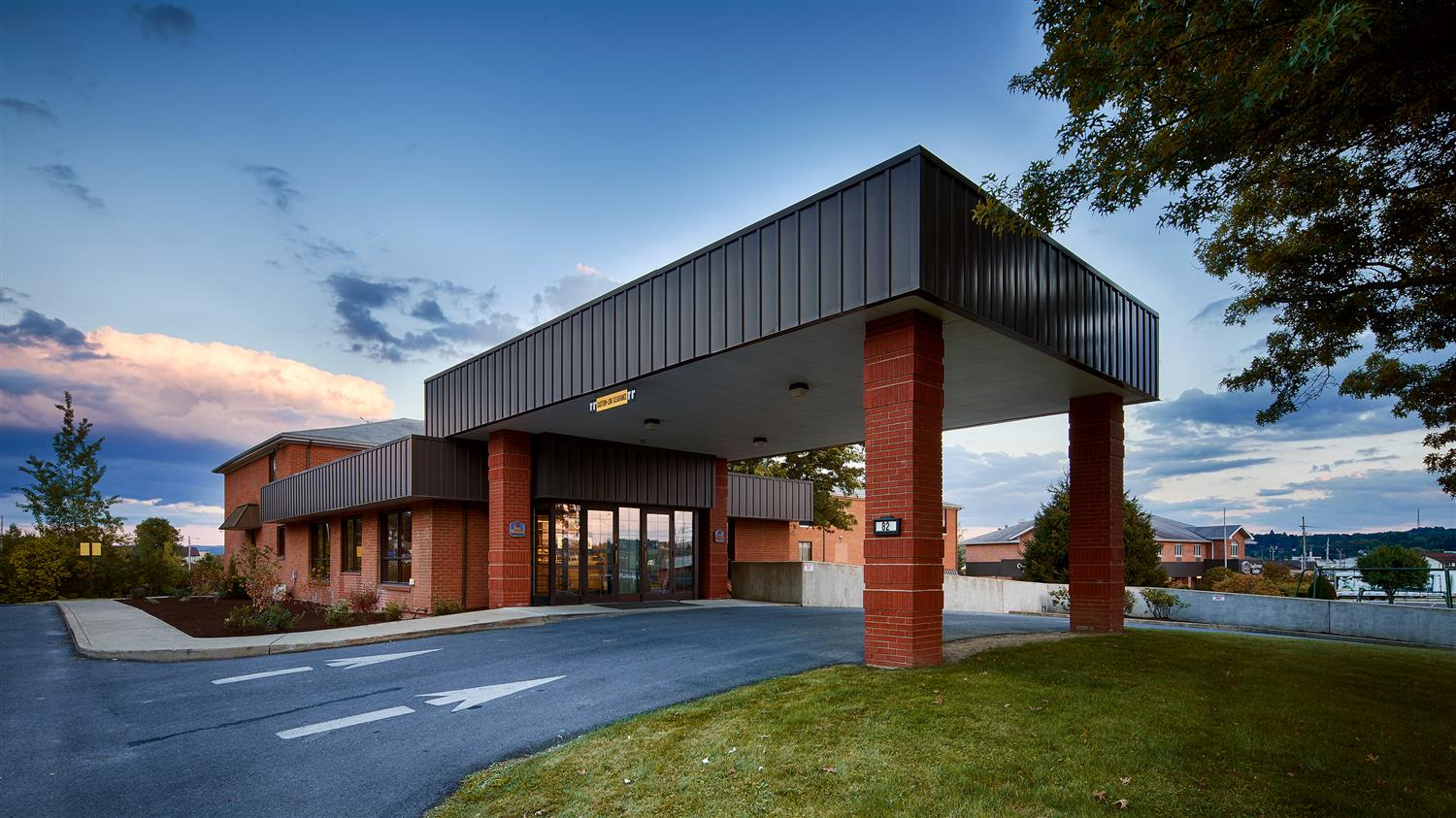 Exterior view - Best Western Inn & Conference Center DuBois