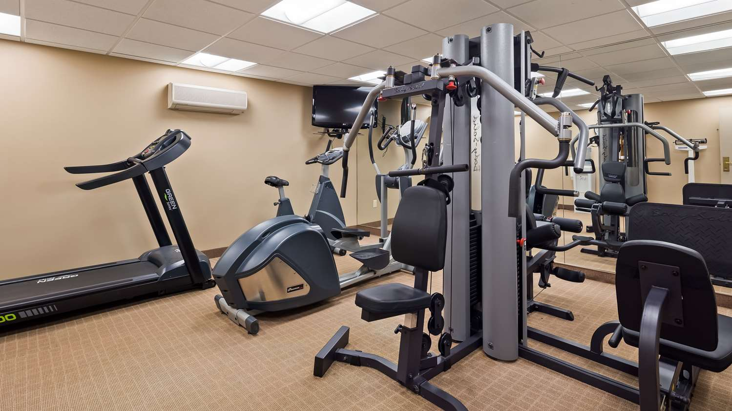 Fitness/ Exercise Room - Best Western Inn & Conference Center DuBois