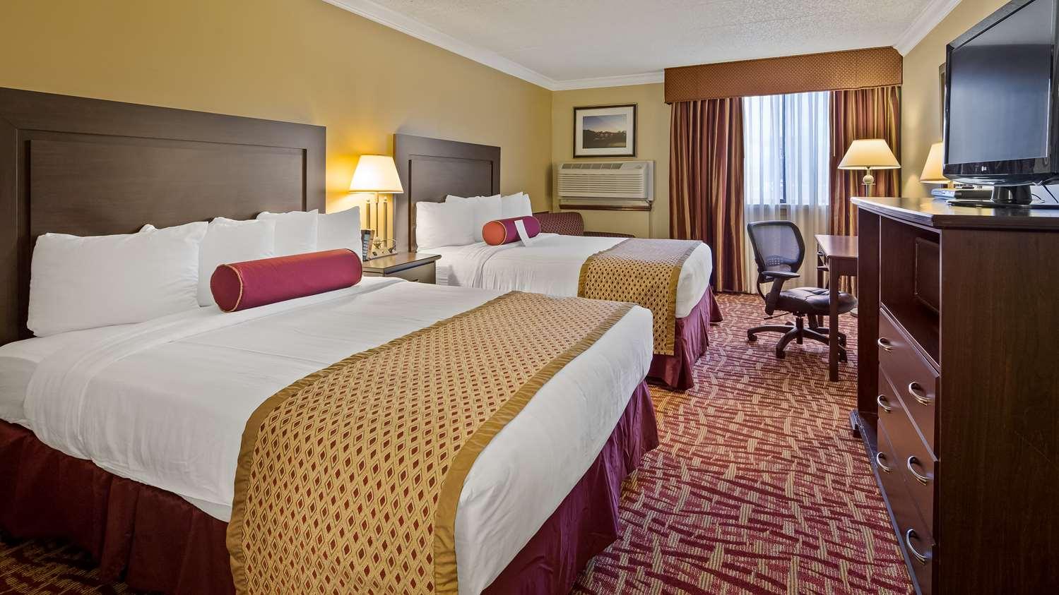 Room Best Western Plus Genetti Hotel Conference Center Wilkes Barre