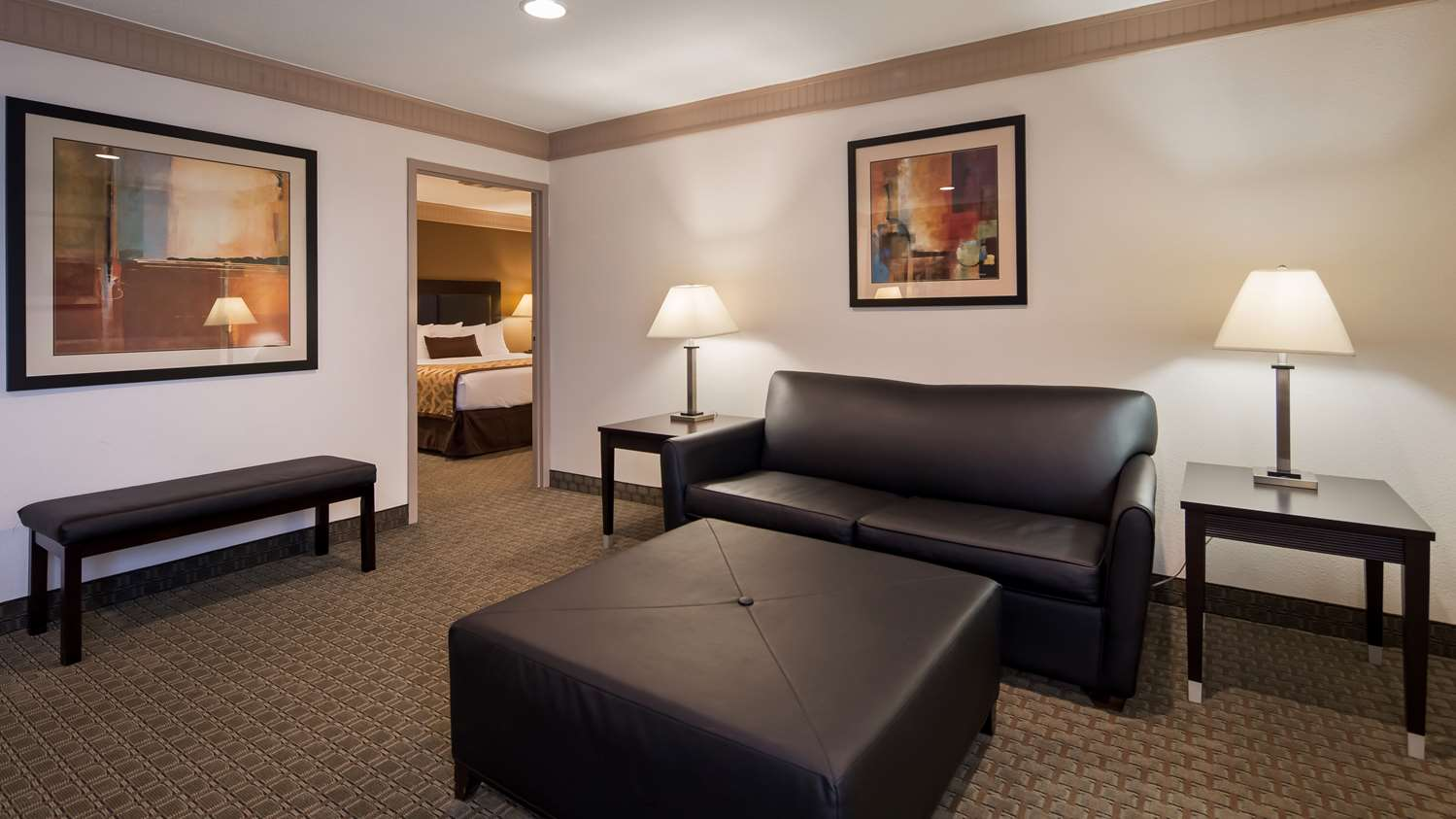 Suite - Best Western Plus Concordville Hotel
