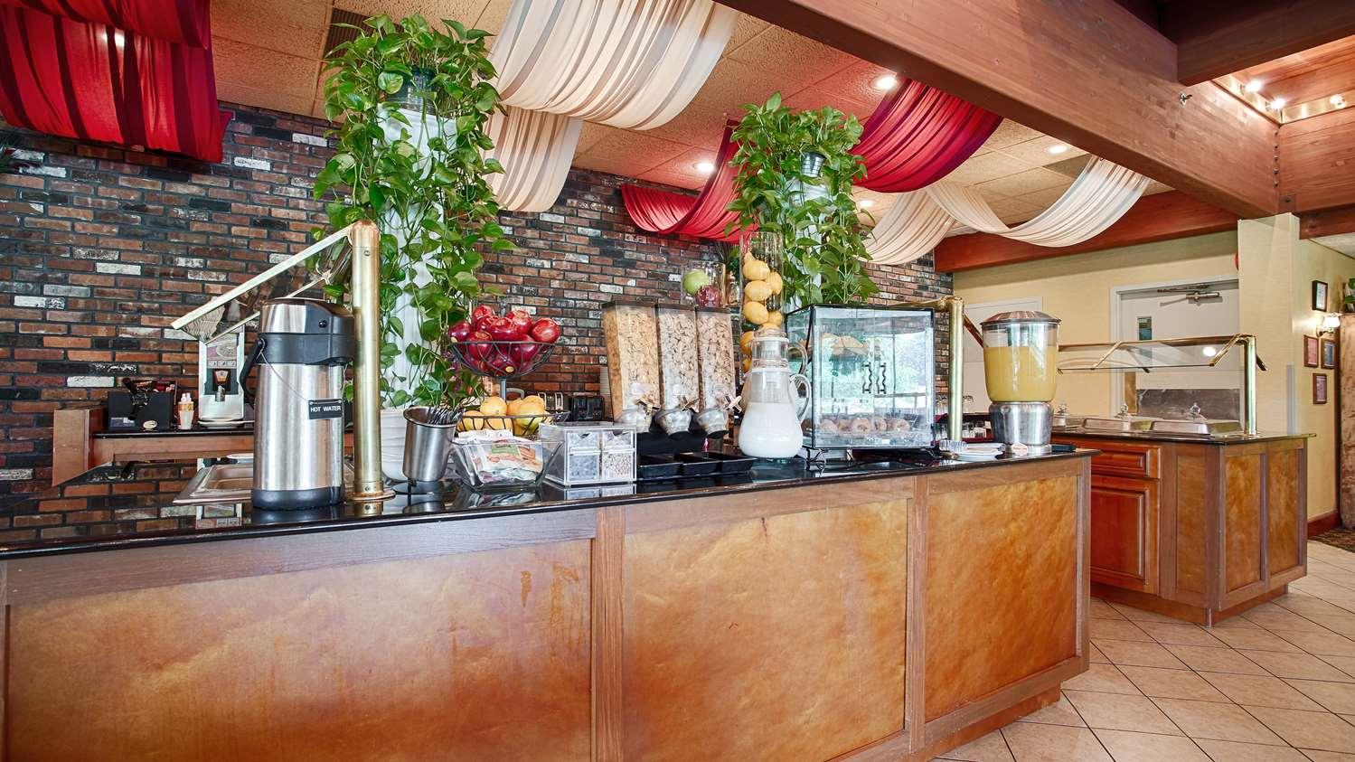 Restaurant - Best Western Inn at Hunt's Landing Matamoras