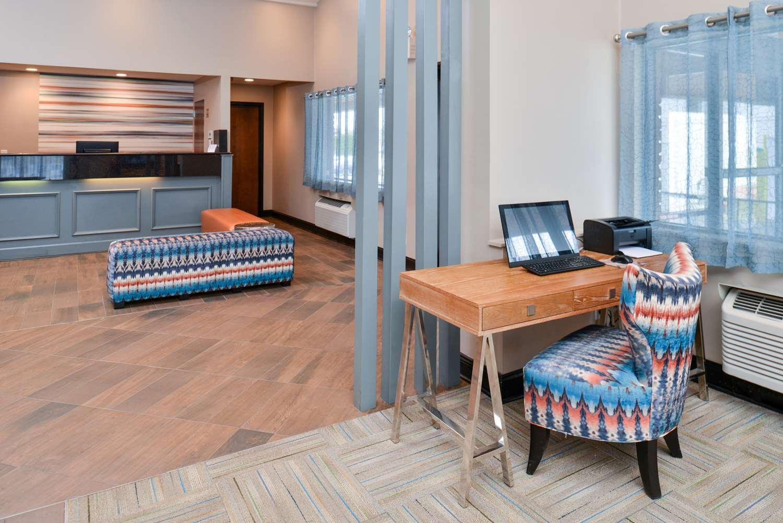 Conference Area - Best Western Inn York