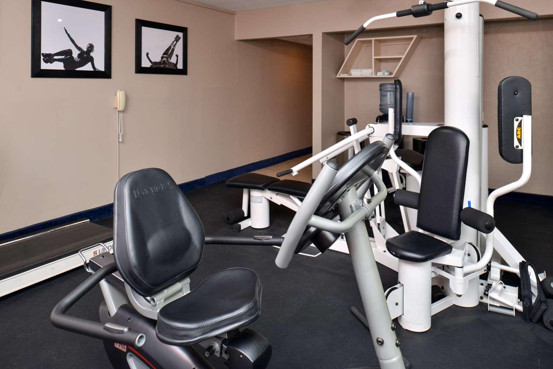 Fitness/ Exercise Room - Best Western Inn York