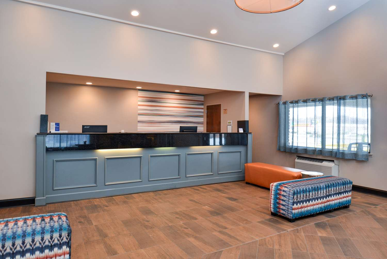 Lobby - Best Western Inn York