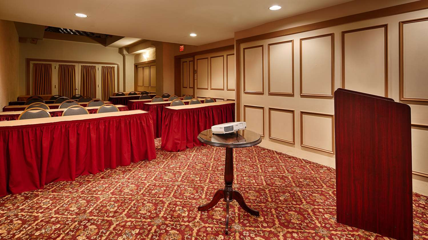 Meeting Facilities - Best Western Plus Independence Park Hotel