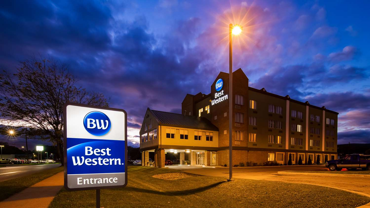 Exterior view - Best Western Hotel Lock Haven