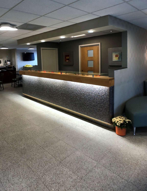Lobby - Best Western Hotel Lock Haven