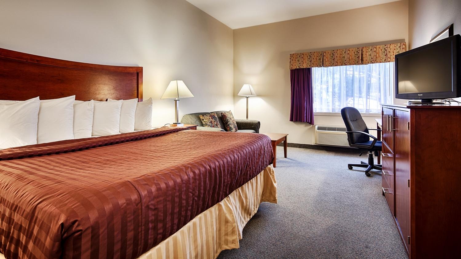 Room - Best Western Chambersburg Hotel