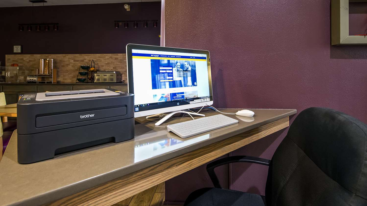 Conference Area - Best Western Chambersburg Hotel