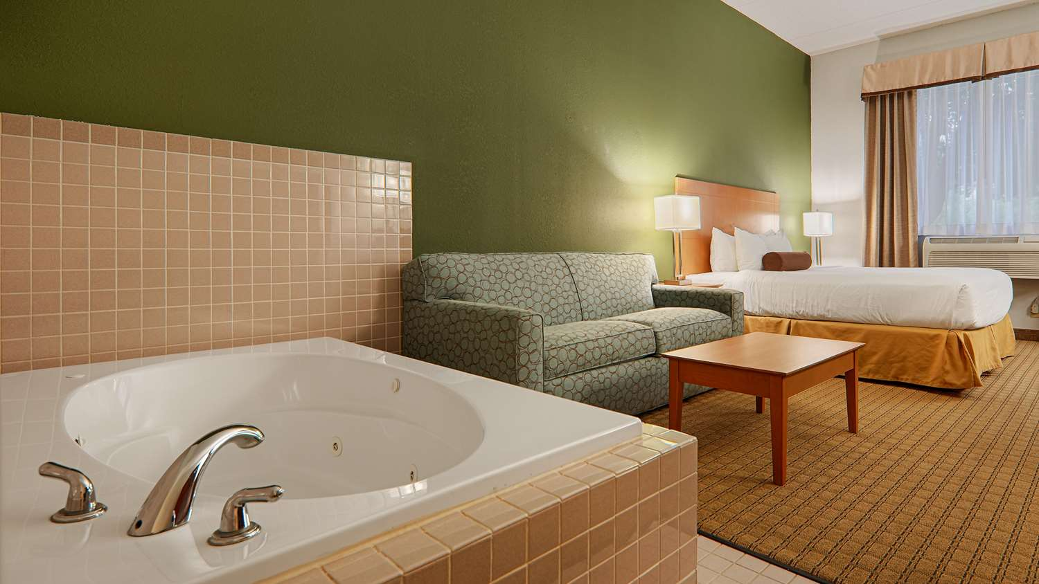 Spa - Best Western Garden Inn Bentleyville