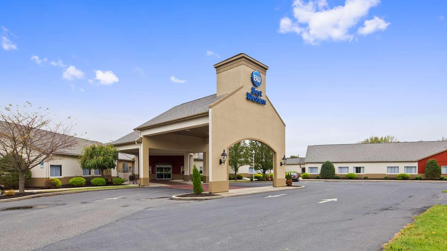 Exterior view - Best Western Motel Carlisle