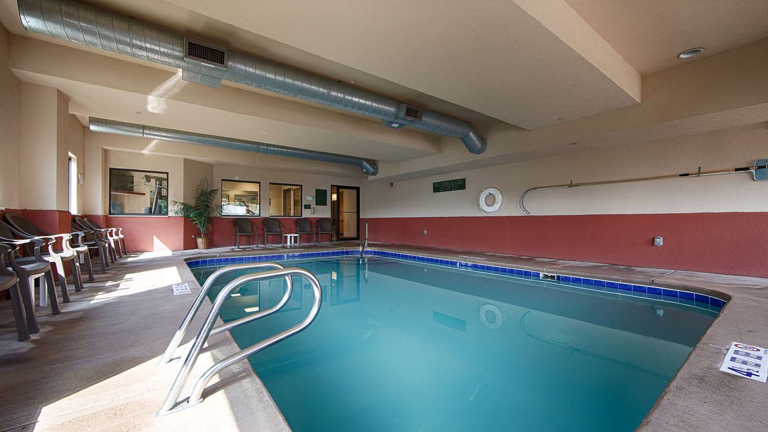 Pool - Best Western Danville Inn