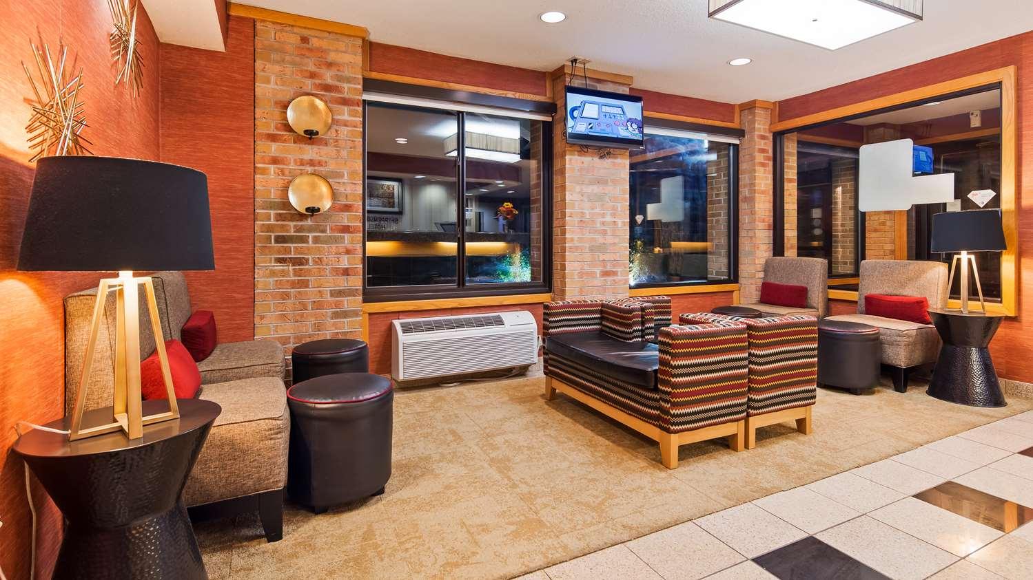 Lobby - Best Western Hotel Shippensburg
