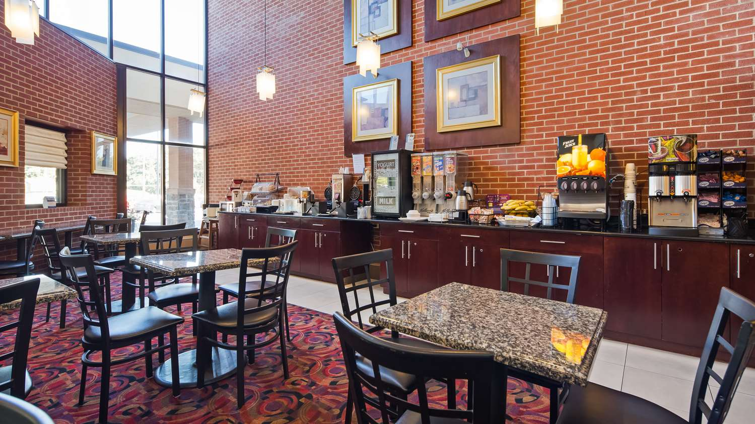 Restaurant - Best Western Plus Reading Inn & Suites Shillington