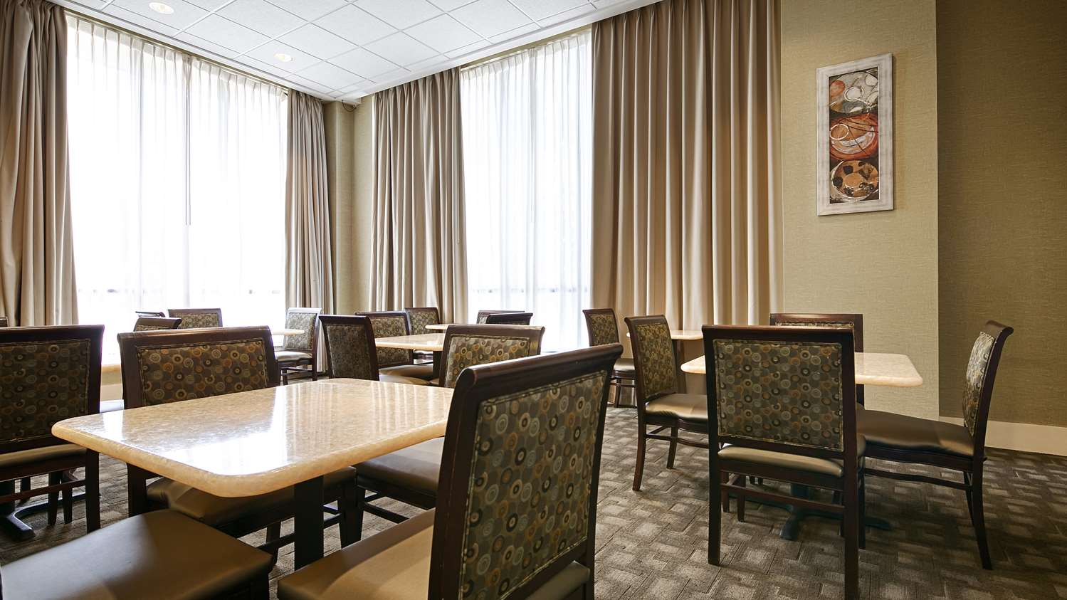 Restaurant - Best Western Plus Philadelphia Airport South Hotel