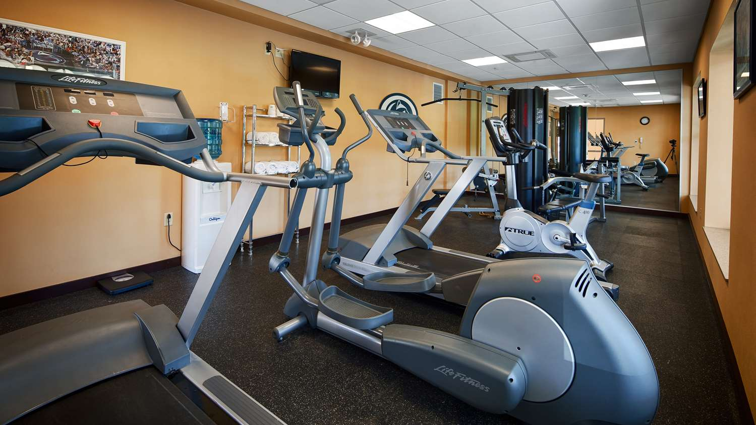 Fitness/ Exercise Room - Best Western Plus University Park Inn State College
