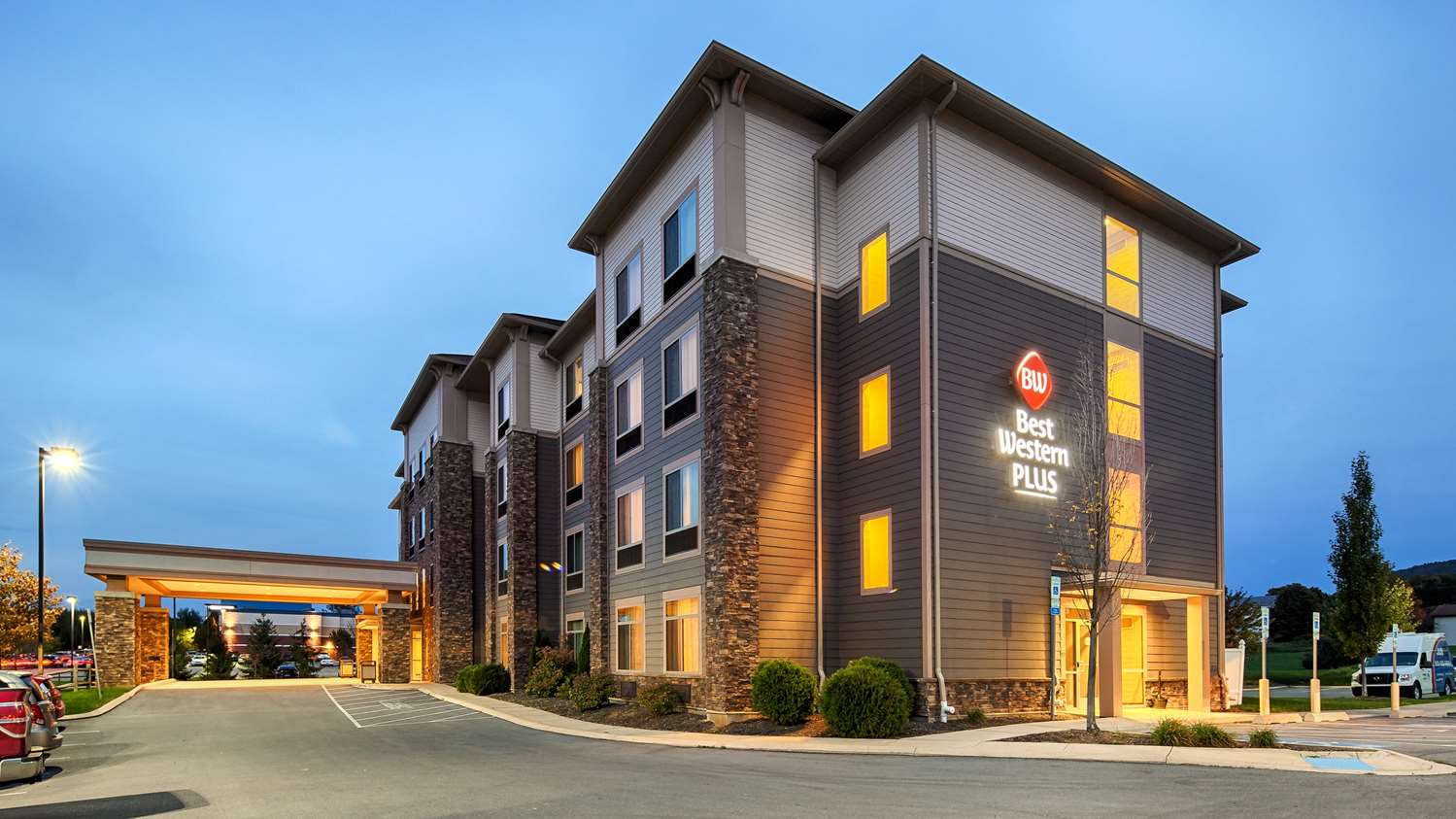 Exterior view - Best Western Plus University Park Inn State College