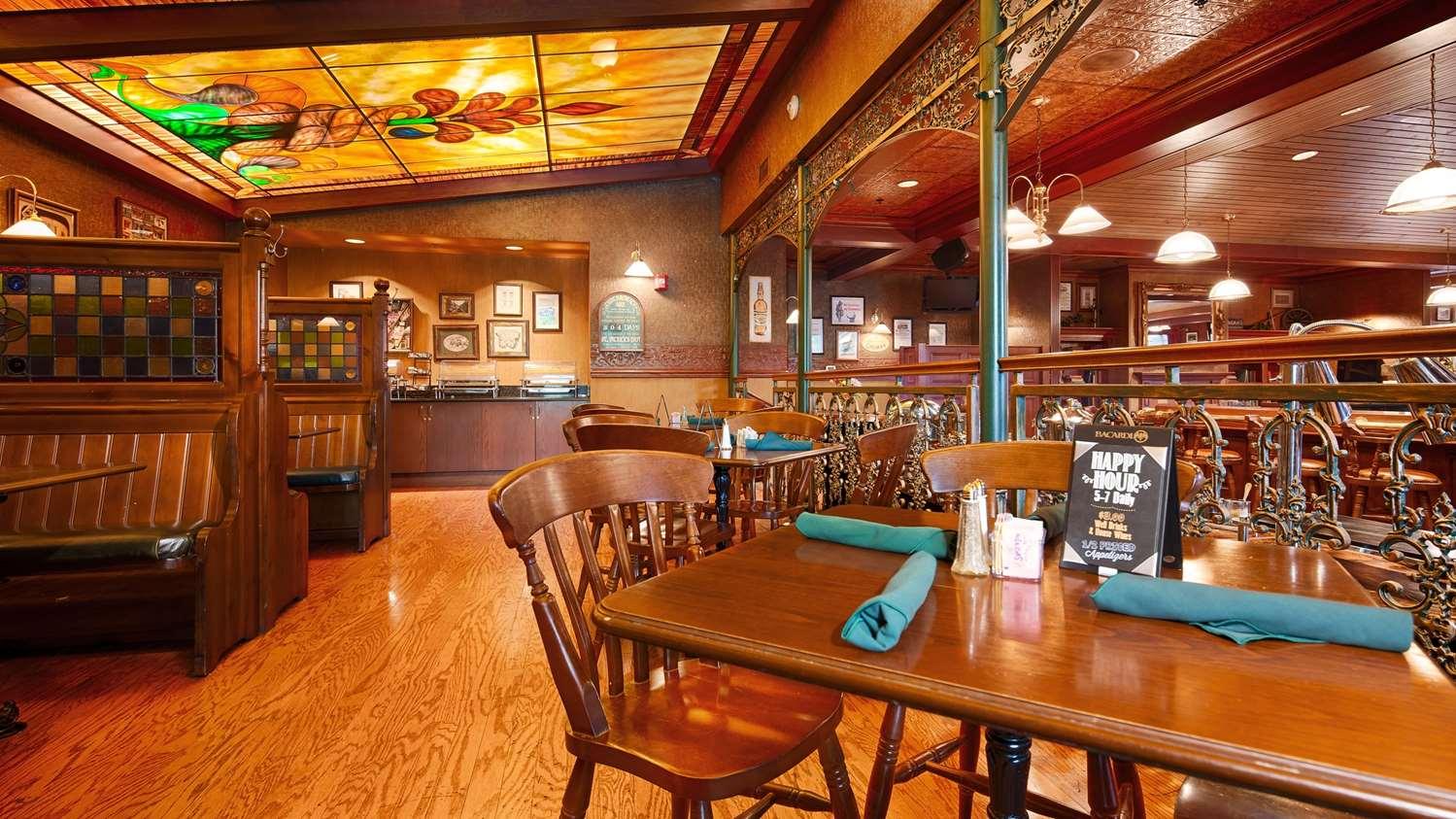 Restaurant - Best Western Premier Central Hotel Harrisburg