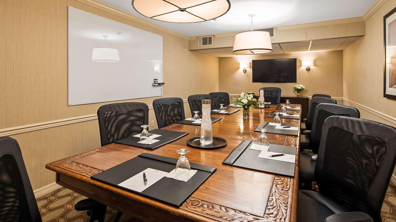 Meeting Facilities - Best Western Premier Central Hotel Harrisburg