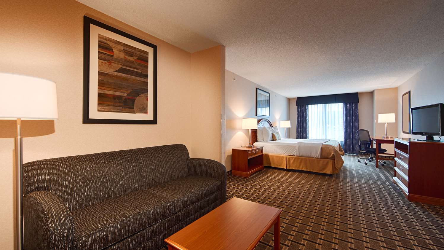 Room - Best Western Plus Clearfield Hotel