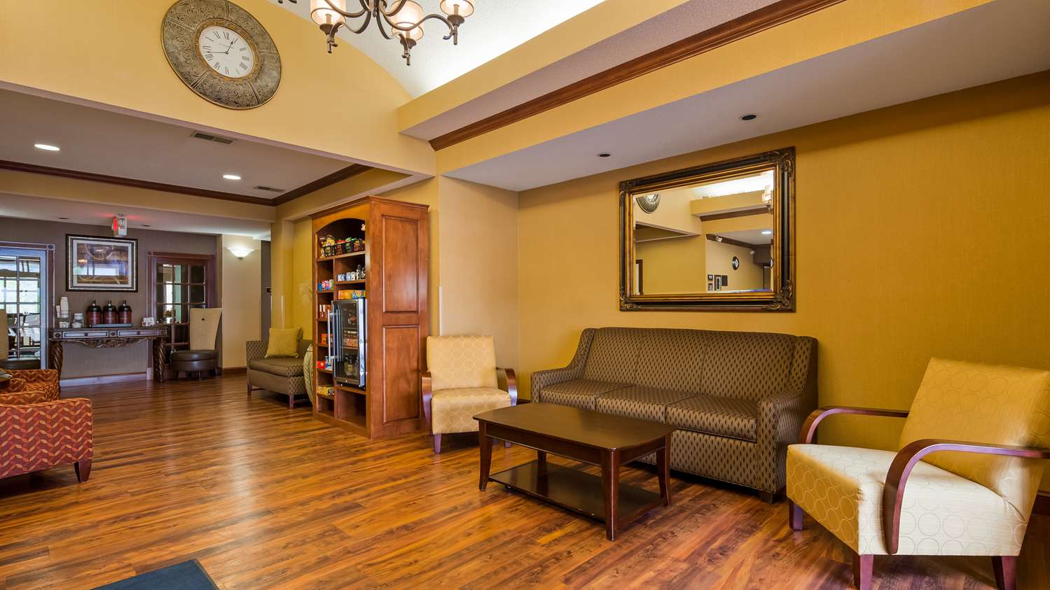 Lobby - Best Western Plus Clearfield Hotel