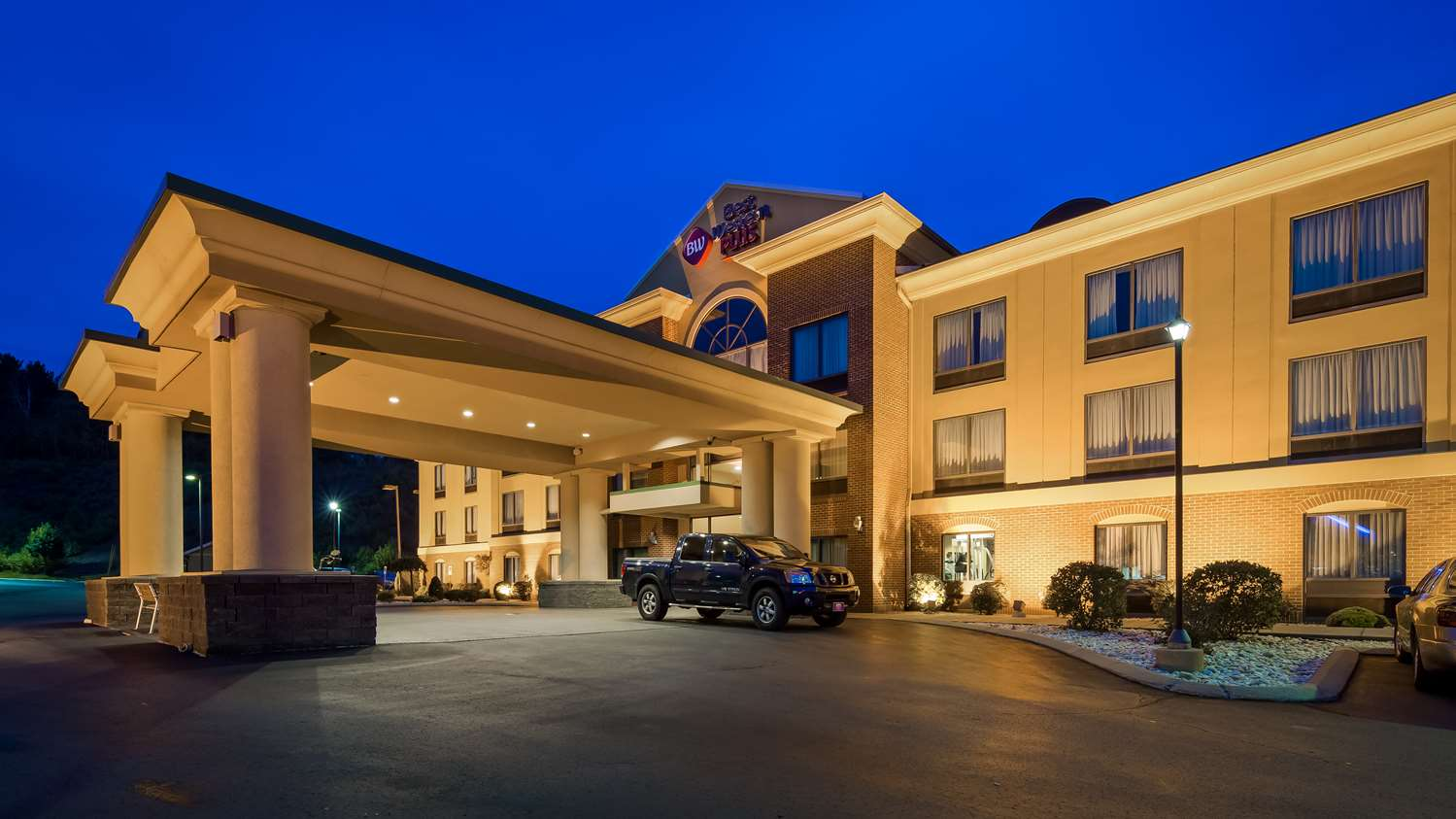 Exterior view - Best Western Plus Clearfield Hotel