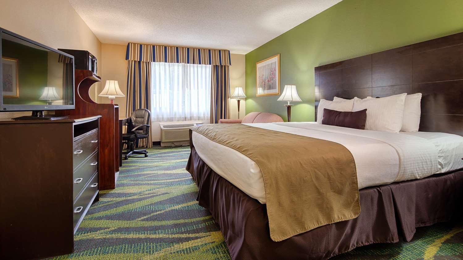 Room - Best Western Plus Philadelphia Hotel Bensalem