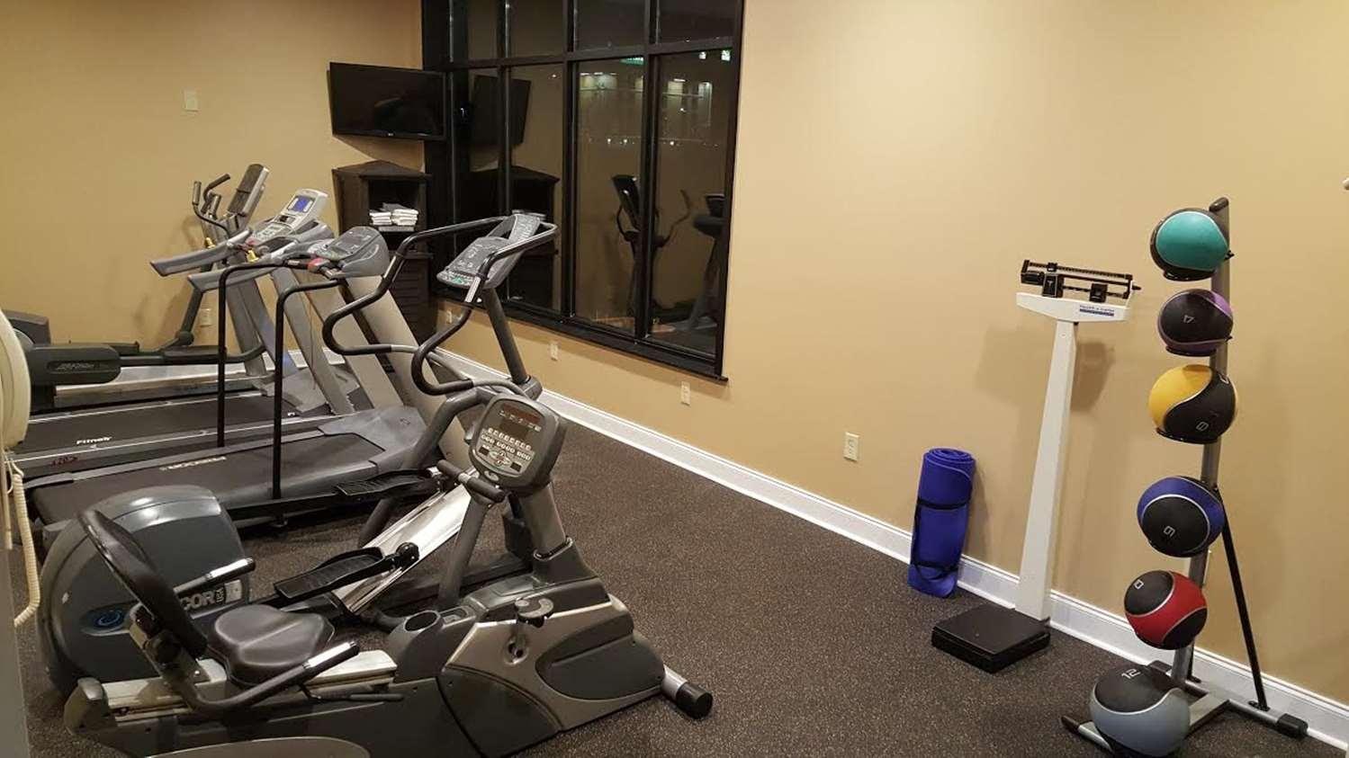Fitness/ Exercise Room - Best Western Plus Philadelphia Hotel Bensalem