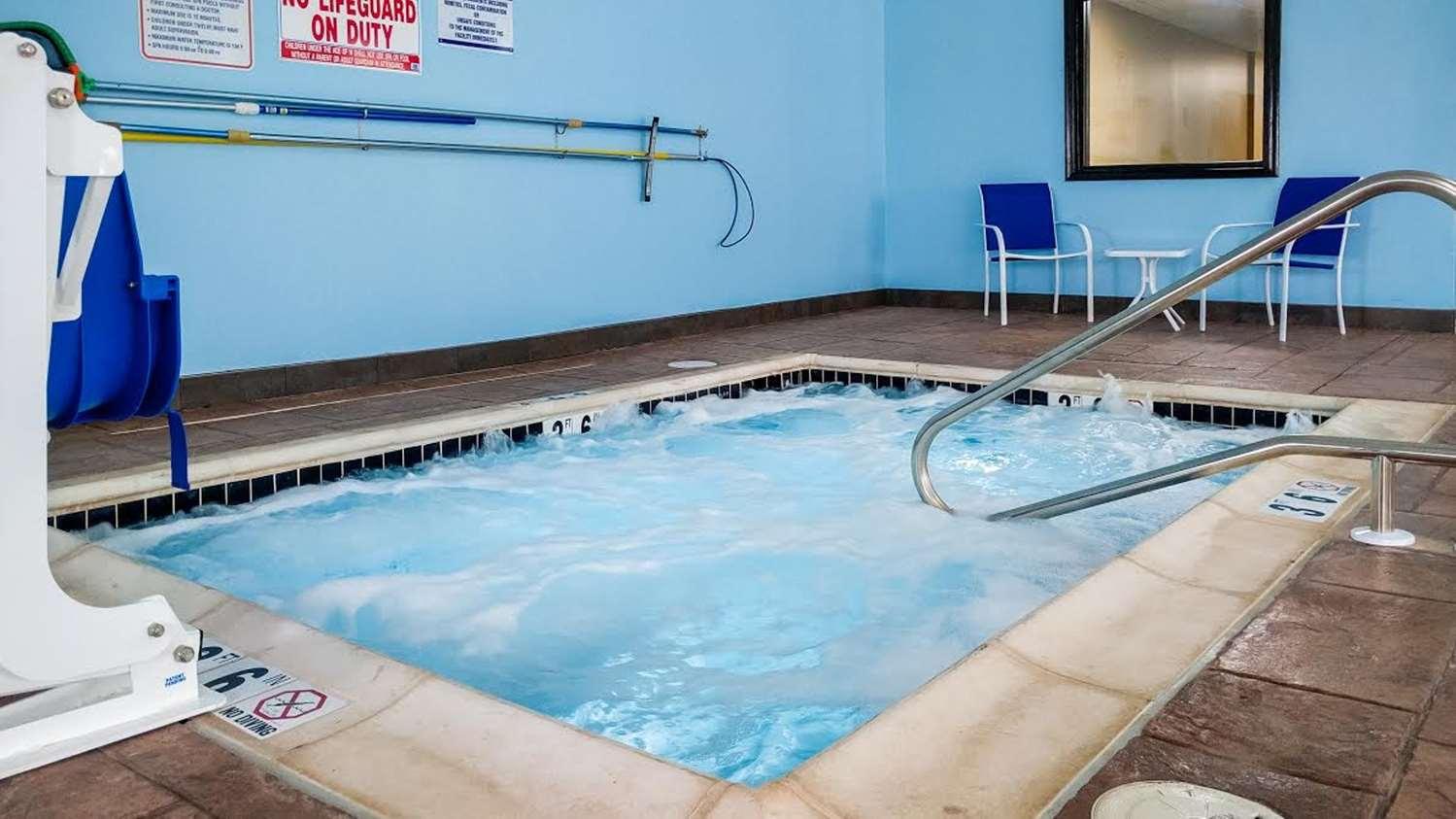 Spa - Best Western Plus Philadelphia Hotel Bensalem