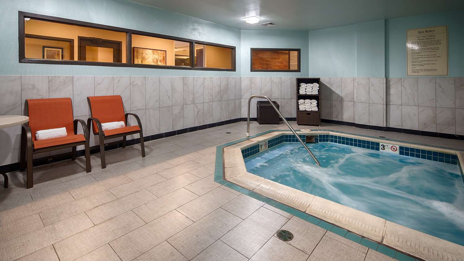 Pool - Best Western Plus Harrisburg Hotel